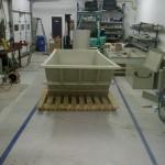 Műanyag esővíz tartály gyártása